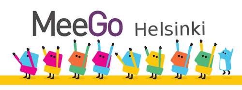 cover image for COSS and MeeGo meet in Helsinki on Dec 1st