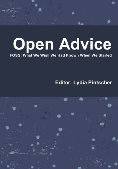 cover image for Open Advice