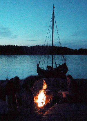 cover image for Preparing for a Viking Adventure