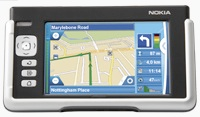 cover image for Nokia 770 navigation kit