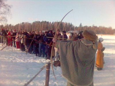 cover image for Viking biathlon 2006