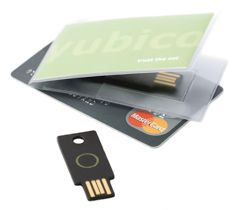 cover image for Yubikey - simple approach to authentication tokens