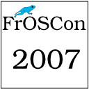 cover image for Speaking in FrOSCon PHP room