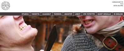 cover image for On Vikings and Free Software