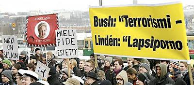 cover image for On Finnish Internet censorship