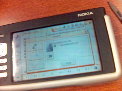cover image for Internet Tablet OS 2006 beta is out