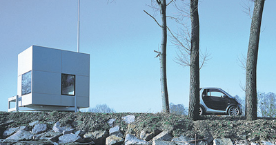 cover image for Compact homes of the future