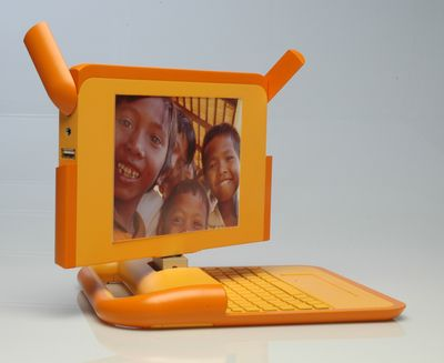 cover image for First four countries committed to One Laptop Per Child