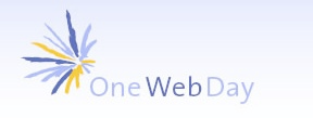 cover image for Today is the OneWebDay
