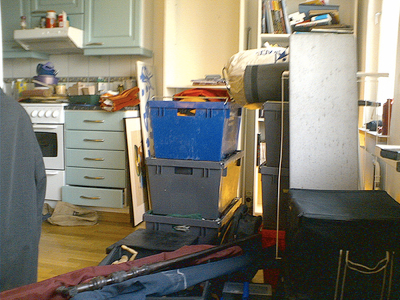 cover image for Time to pack