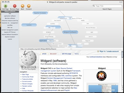 cover image for Exploring the paths of Wikipedia with Pathway