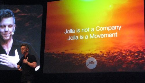 cover image for Jolla's Sailfish OS