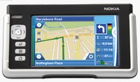 Navicore Personal on 770, image from Nokia.com