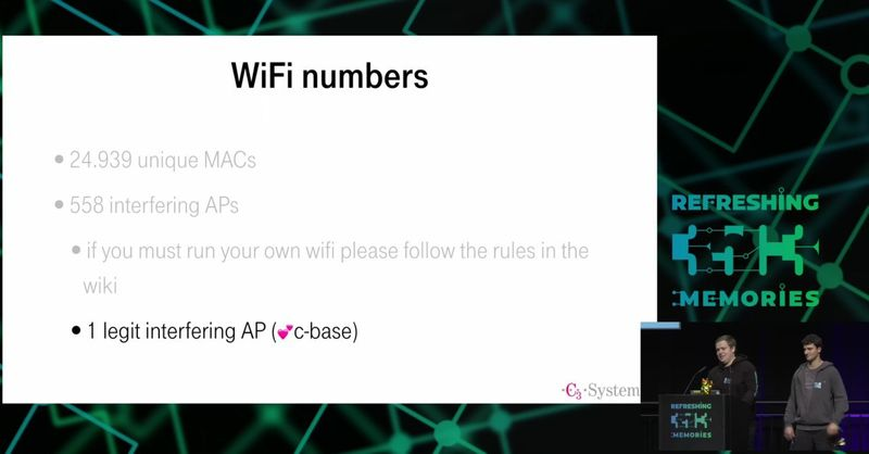 WiFi numbers from 35C3