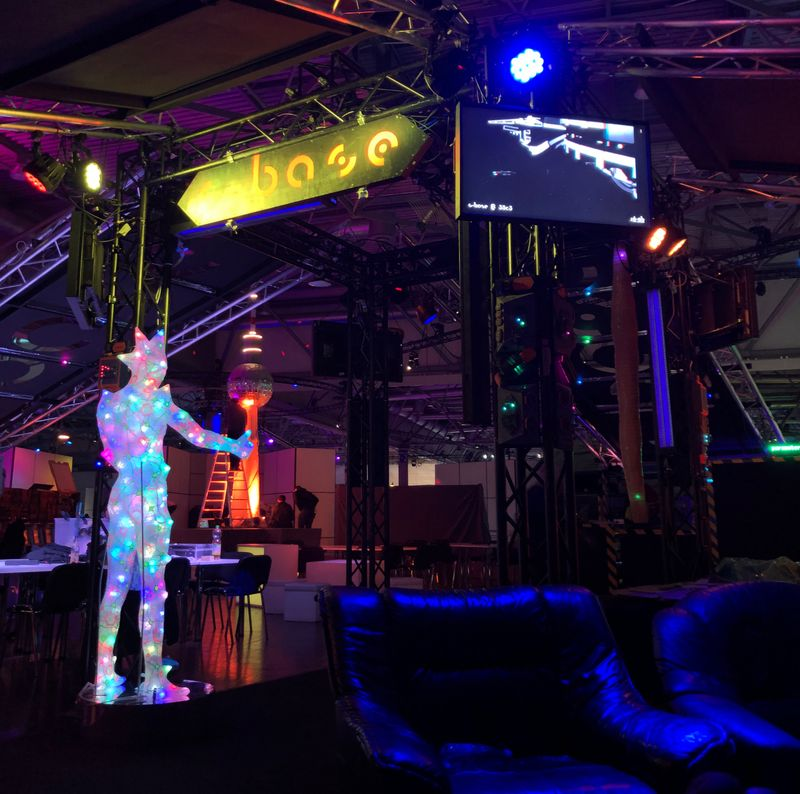 the c-base assembly at 35C3