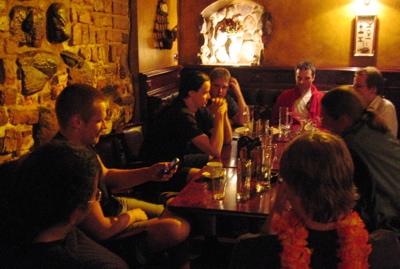 In Columbus Pub