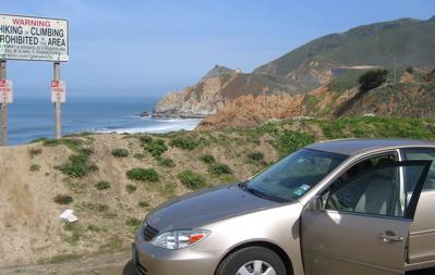 Shoreline on California 1