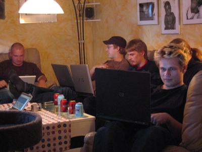 Finnish Midgardians at SmallOne's