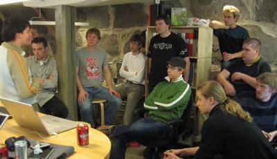 Jukka's Exorcist presentation