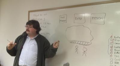 Alexander Bokovoy discussing the cross-language MidCOM
