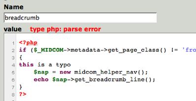 Asgard-Codepress-Parse-Error