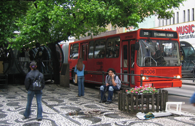 Curitiba-Public-Transport-System