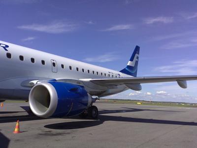 Finnair Embraer