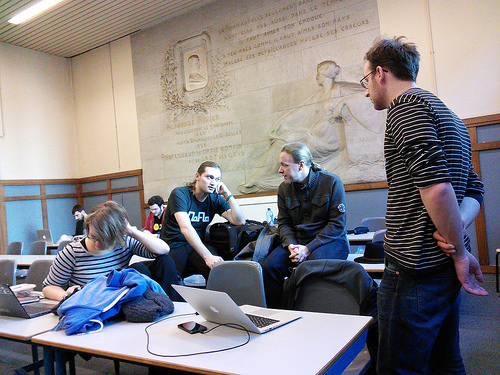 Full-stack FBP discussions at FOSDEM 2014