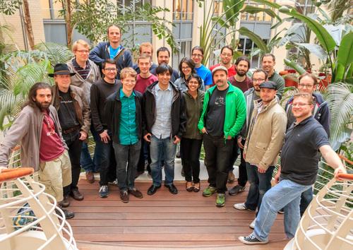 GNOME Developer Experience hackfest participants