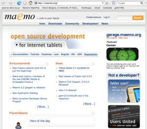 Maemo-New-Site