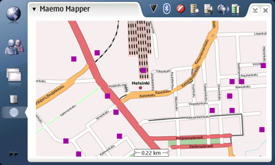 Maemomapper-Openstreetmap-Mapnik