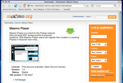 Maemoplazer-Downloads-Site