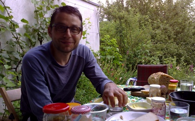 Michael Wechner in Horgenberg
