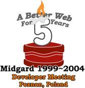Midgard 5th anniversary
