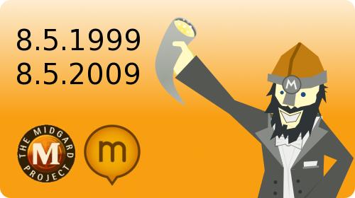 10th anniversary of Midgard