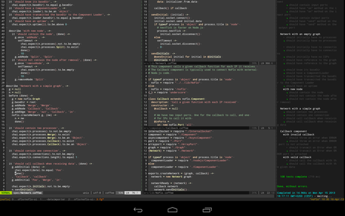 Nexus 10 as a programming workstation