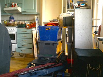 Packing Five Corners Away