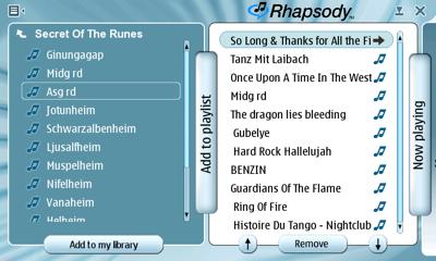 Rhapsody-N800